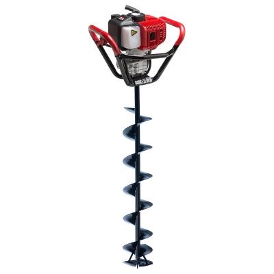 Ледобур ADA GroundDrill-2 ICE FISHERMAN со шнеком Ice Drill 150 (1000 мм)