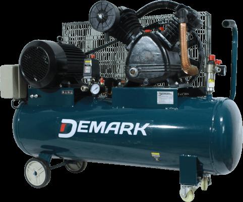 Компрессор масляный ременной DeMark DM 3075V