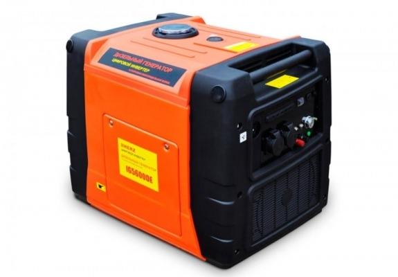 Генератор инверторный HERZ IG-5600DE