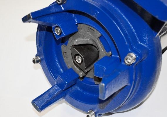 Фекальный насос с измельчителем HERZ WRS25/11-180. Фото 2