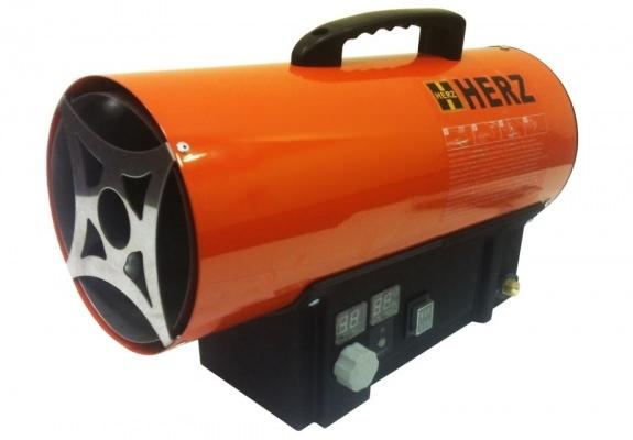 Газовая тепловая пушка HERZ G15. Фото 1