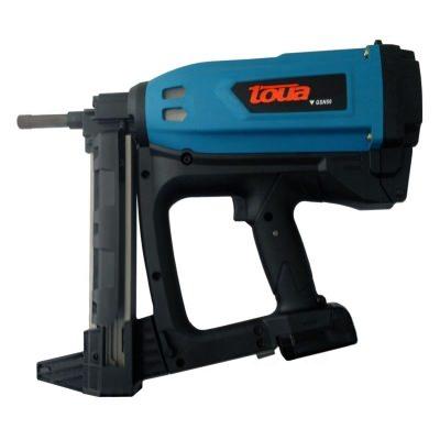 Пистолет газовый монтажный гвоздезабивной по бетону TOUA GSN50