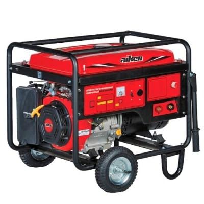 Генератор бензиновый сварочный AIKEN MGW 4000/200