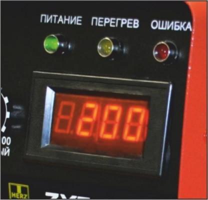 Сварочный аппарат инверторный HERZ ММА-160ТТ. Фото 2