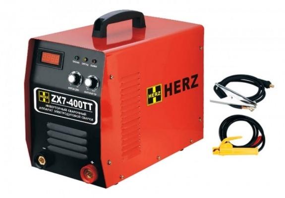 Сварочный аппарат инверторный HERZ ZX7-400TT. Фото 1