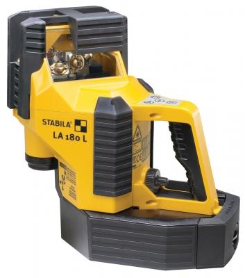 Лазерный линейный уровень STABILA, тип LA 180 L