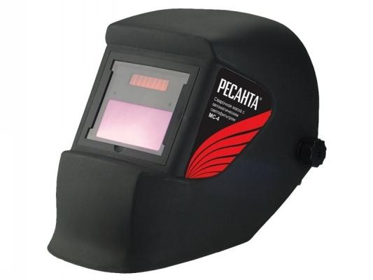 Сварочная маска с автозатемнением Ресанта МС-4