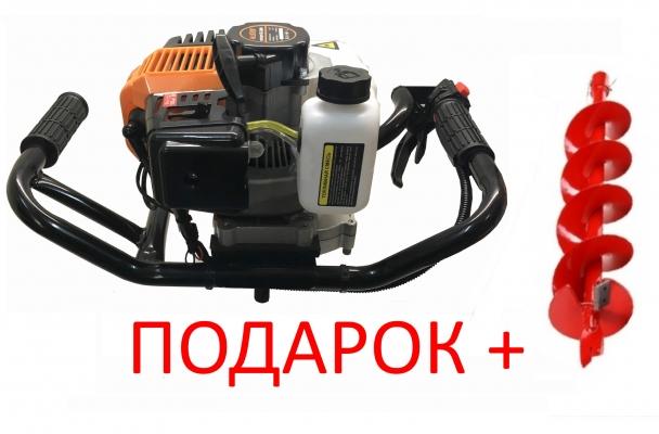 Мотобур MASTER GD-2000 со шнеком 150мм