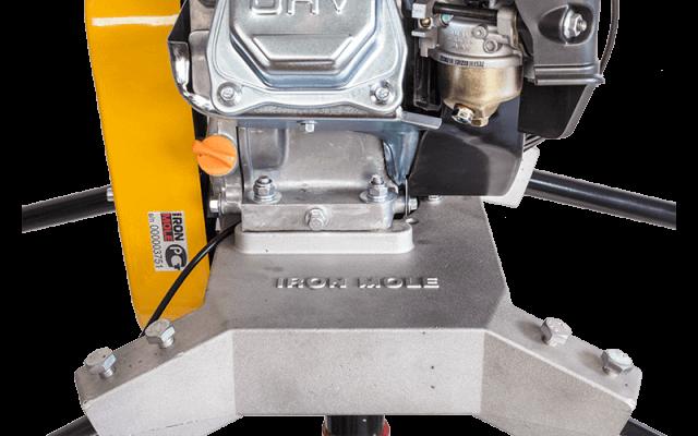 Мотобур Iron Mole C-7. Фото 5