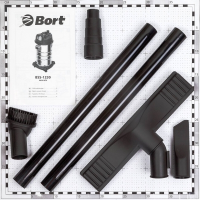 Строительный пылесос BORT BSS-1230-6