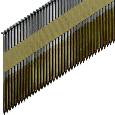 Набор гвоздей для работ по дереву TOUA 3.05x90 гладких без покрытия. Фото 3