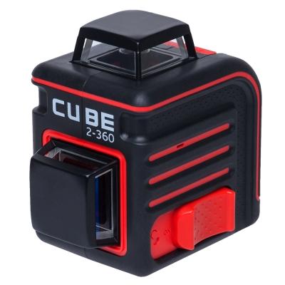 Построитель лазерных плоскостей ADA Cube 2-360 Home Edition