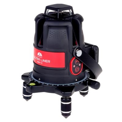 Построитель лазерных плоскостей ADA ULTRALINER 360 4V Set