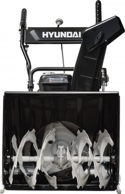 Снегоуборочная машина Hyundai S5555. Фото 2