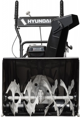 Снегоуборочная машина Hyundai S5560. Фото 2