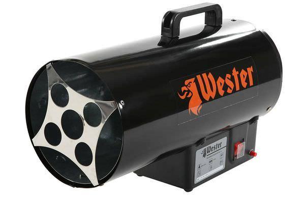 Тепловая пушка WESTER TG-15