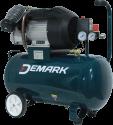 Компрессор масляный коаксиальный DeMark DM 3050