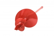 Шнек для глины FAST CS 125x1000