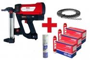 Гвоздезабивной пистолет LIXIE LXJG - 1 + комплект для всех работ по бетону