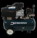 Компрессор масляный коаксиальный DeMark DM 2524