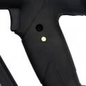 Индикатор аккумулятора на рукоятке инструмента заранее сообщит о необходимости подзарядки
