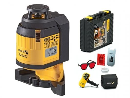Мультилинейный лазерный прибор LAX 400 Set комплект