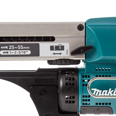 Аккумуляторный ленточный шуруповерт Makita DFR550RFE-3