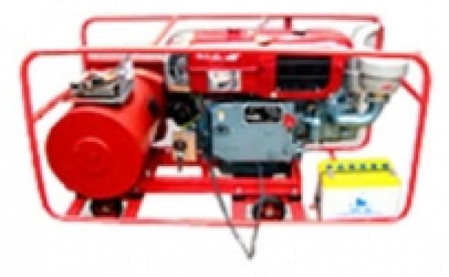 Дизельная электростанция Huter 8GF