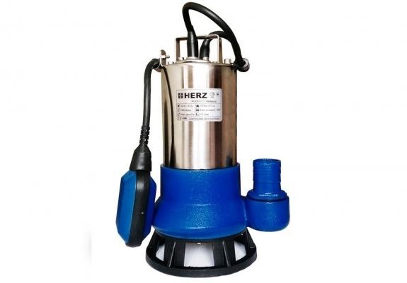 Фекальный насос HERZ WQDR12-6-0.75