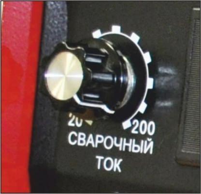 Сварочный аппарат инверторный HERZ ММА-160ТТ. Фото 3