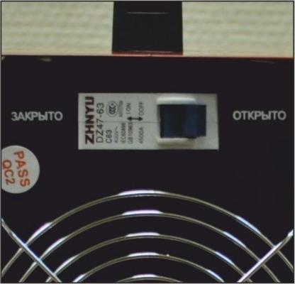 Сварочный аппарат инверторный HERZ ММА-160ТТ. Фото 4