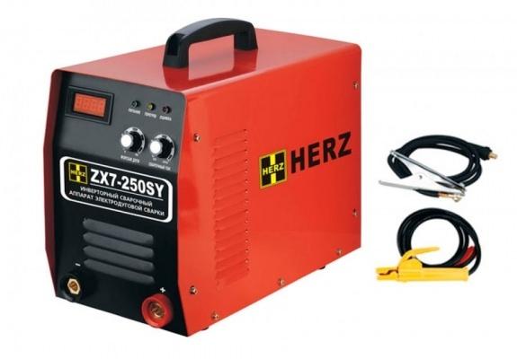 Сварочный аппарат инверторный HERZ ZX7-250SY. Фото 1