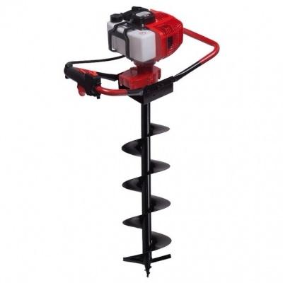 Ледобур ADA GroundDrill-7 ICE FISHERMAN со шнеком Ice Drill 150 (1000 мм)