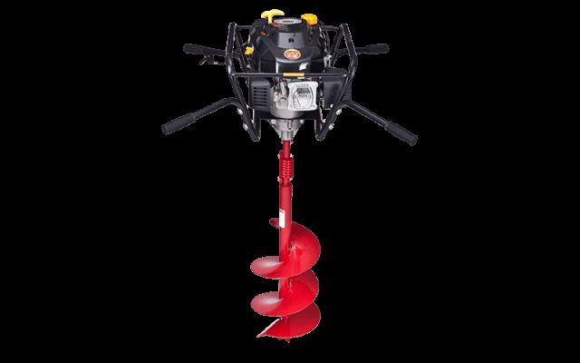 Мотобур Iron Mole С-5 (бензобур)