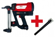 Пистолет газовый монтажный гвоздезабивной LIXIE LX - E (бетон, кирпич, электромонтаж)