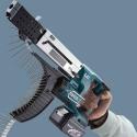Аккумуляторный ленточный шуруповерт Makita DFR550RFE-4