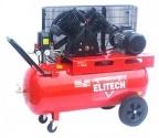 Компрессор масляный с ременным приводом Elitech SKM 15/100 CT4