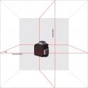 Построитель лазерных плоскостей ADA Cube 2-360 Professional Edition