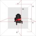 Построитель лазерных плоскостей ADA ULTRALINER 360 2V